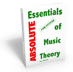 The Absolute Essentials of Music Theory for Guitar