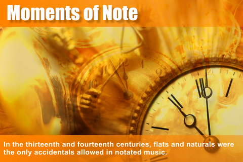 Moments of Note: Music History